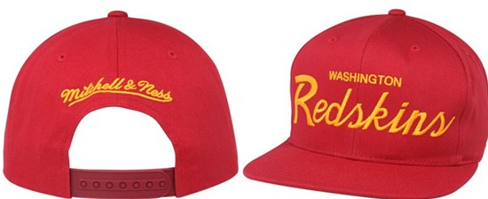 Washington Redskins NFL Snapback Hat Sf1